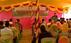 Muscab ke-13 Gabungan Muhammadiyah Madapangga, Sabtu.