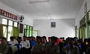 Peserta Dialog Kebangsaan di aula KODIM 1608 Bima