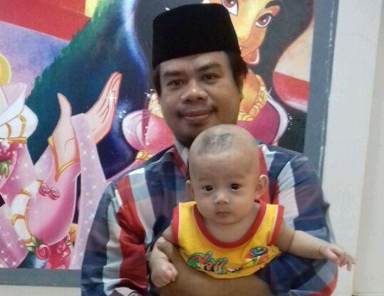 Eka Ilham.S.Pd.M.Si, Ketua Umum SGI Kabupaten Bima.