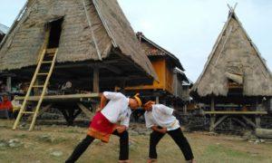Tradisi Tumbu Tuta yang ada di Kecamatan Wawo.