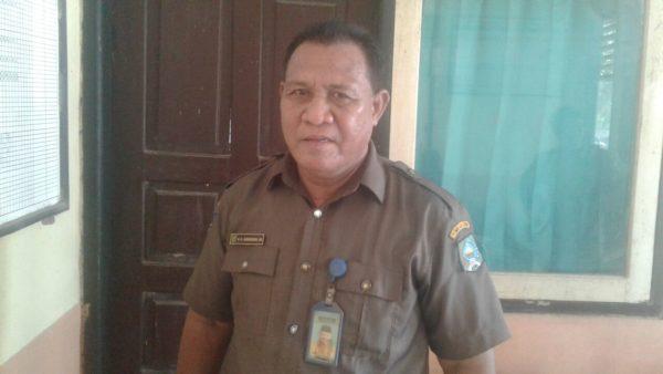 Kabid KPMP Dinas Dikpora Kabupaten Bima, H. Asrarudin, SH, MPd