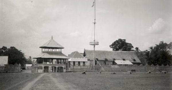 Istana Kesultanan Bima. Sumber Foto : http://www.mbojoklopedia.com